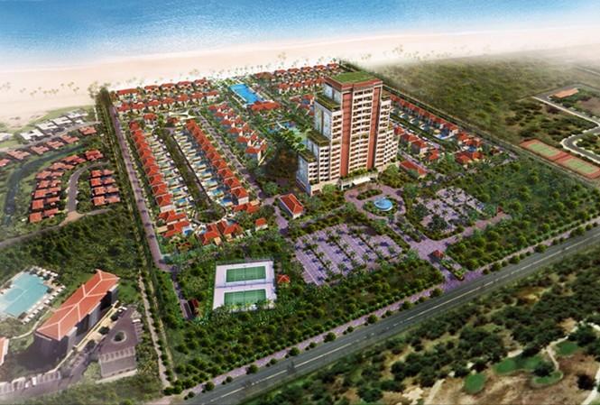 """""""Siêu dự án"""" của Vinacapital ở Đà Nẵng bất ngờ tăng vốn gấp 6 lần"""