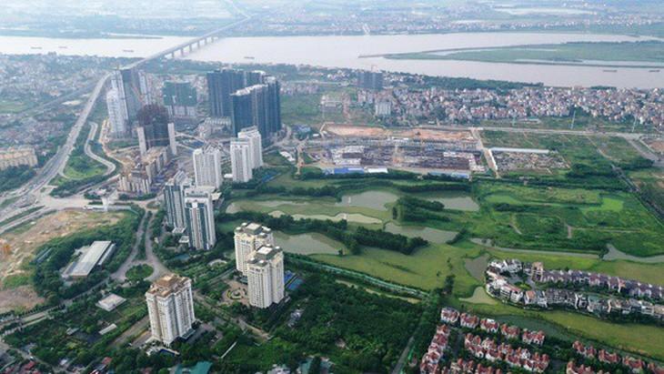 Xuất hiện loạt chung cư ven đô Hà Nội dự kiến bán giá 50-60 triệu/m2