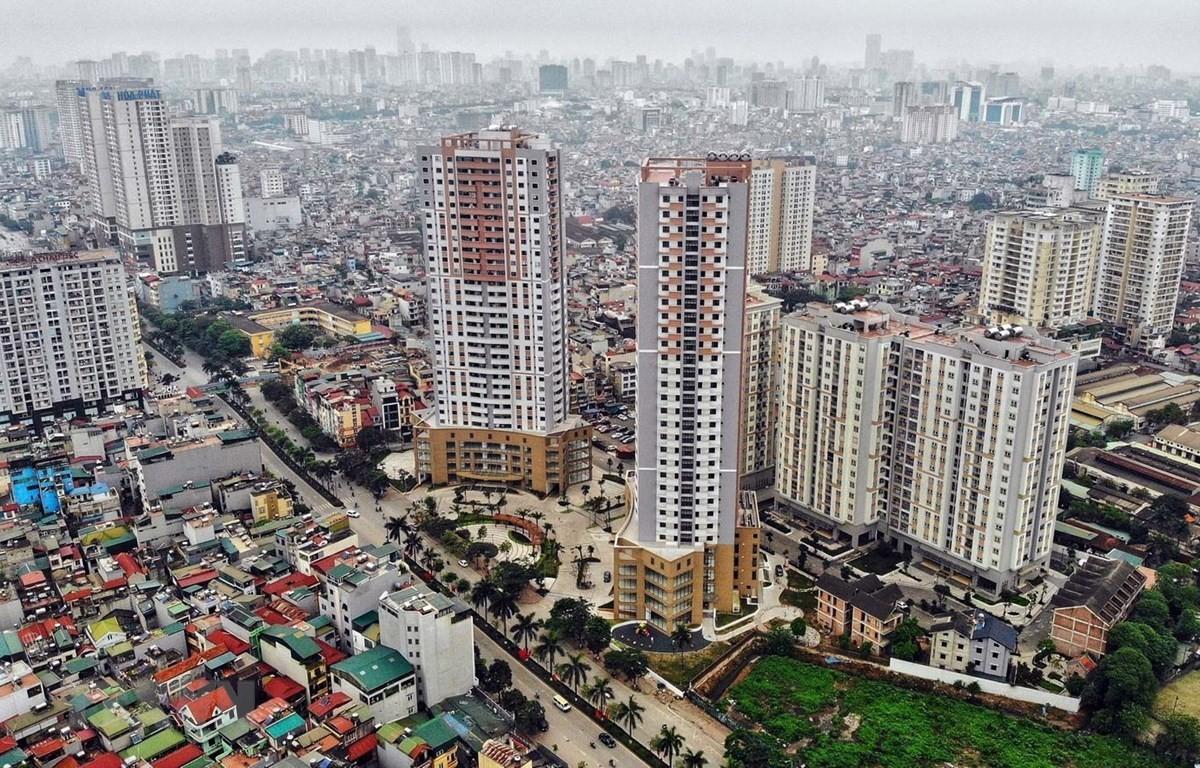 Bộ Xây dựng: Giá chung cư ở Hà Nội và TP.HCM vẫn tăng bất chấp dịch Covid-19