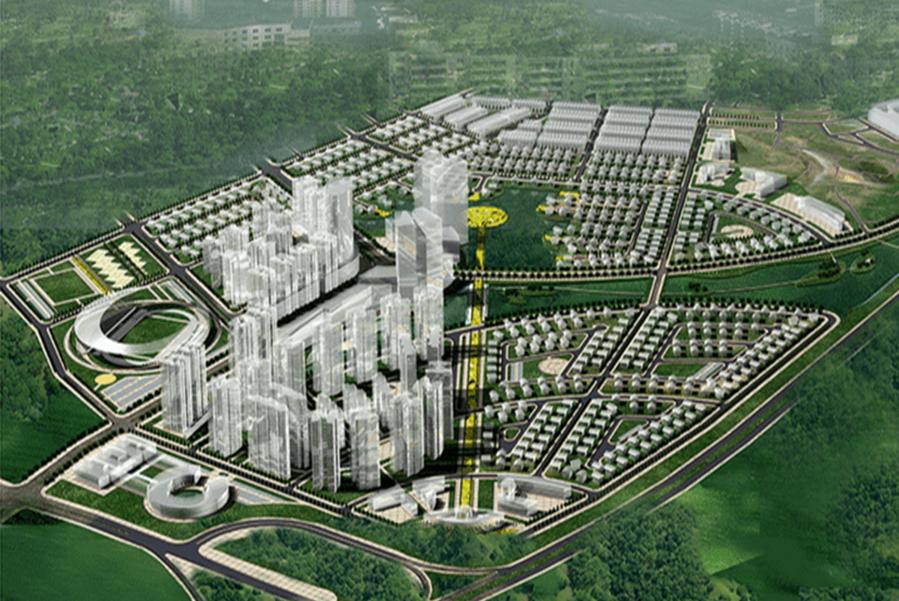 Xây khu đô thị rộng gần 50ha ở Bắc Ninh
