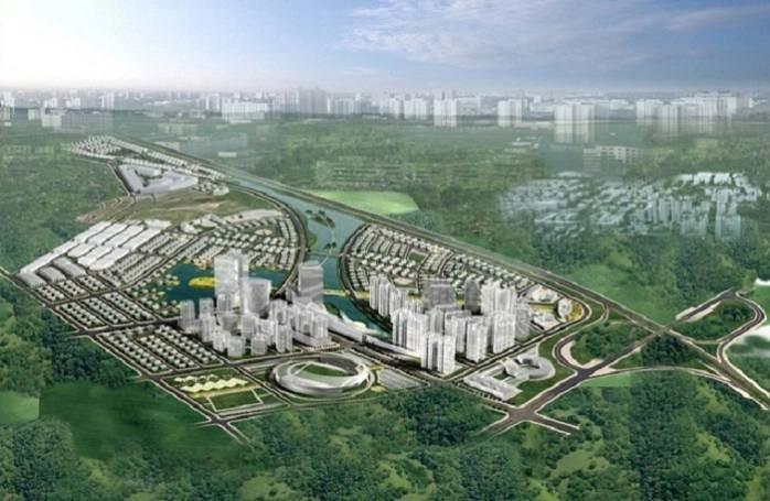 Đại gia Đặng Thành Tâm tiếp tục xây khu đô thị 4.245 tỷ chậm 10 năm ở Bắc Ninh