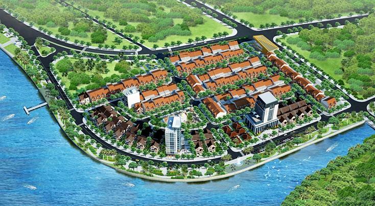 """Dự án khu đô thị gần 500 tỷ đồng ở Quảng Bình """"về tay"""" Eurowindow"""