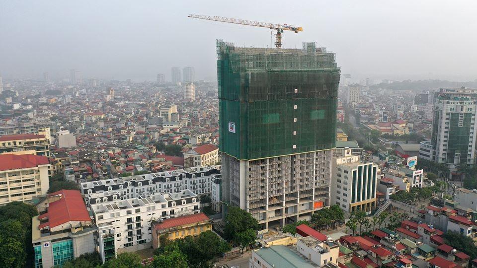 """Thu từ loạt dự án lớn, lợi nhuận của Văn Phú – Invest vẫn """"bay"""" hơn 55%"""