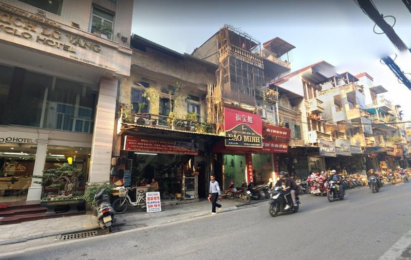 Giá đất các quận nội thành Hà Nội tăng mạnh