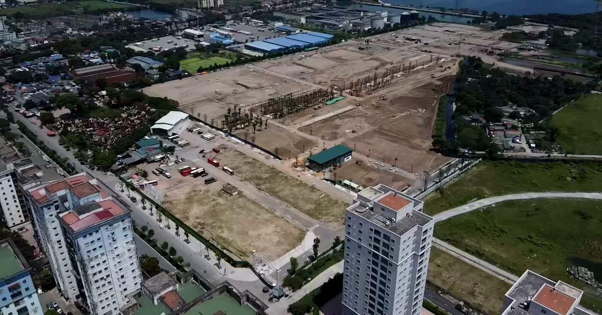 """""""Ông lớn"""" môi giới Hà Nội tính rót tiếp gần 1.300 tỷ """"hồi sinh"""" Khu đô thị trung tâm quận Hoàng Mai"""