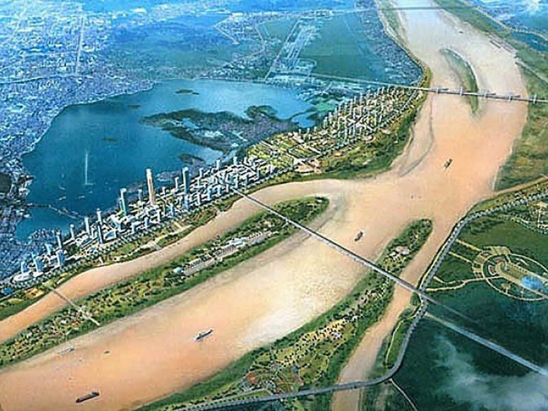 Hà Nội dự kiến phê duyệt Quy hoạch phân khu đô thị sông Hồng trong tháng 6