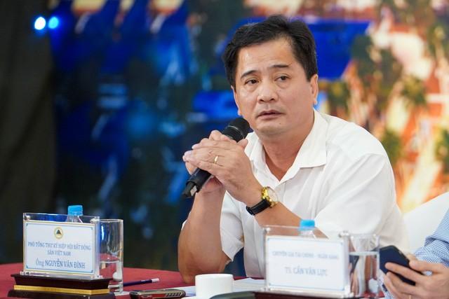 """Ông Nguyễn Văn Đính: """"Cần gắn trách nhiệm của lãnh đạo địa phương với hiện tượng sốt đất"""""""