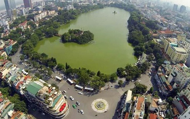 Hà Nội công bố đồ án quy hoạch 4 quận trung tâm nội thành