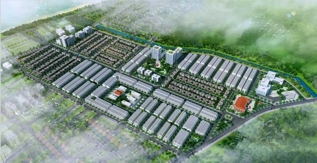 Doanh nghiệp ở Hà Nội xây Khu đô thị ngành than rộng gần 40ha ở Hạ Long