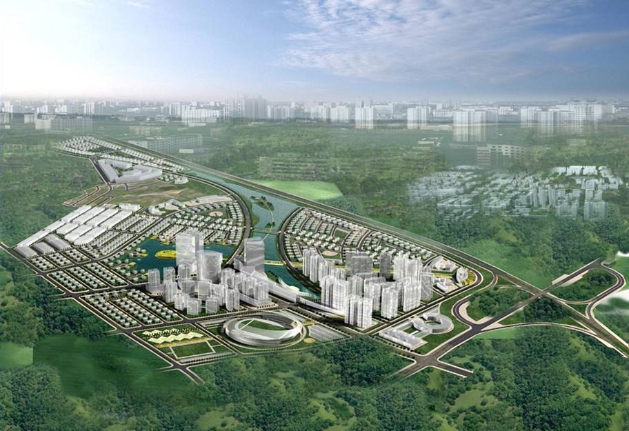 Bắc Ninh duyệt quy hoạch Khu đô thị sinh thái rộng 769ha ở Thuận Thành