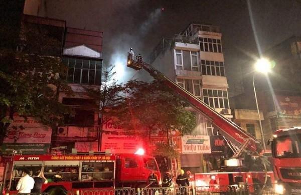 Kiên quyết xử lý trách nhiệm hình sự đối với cá nhân, tổ chức để xảy ra cháy nổ nghiêm trọng
