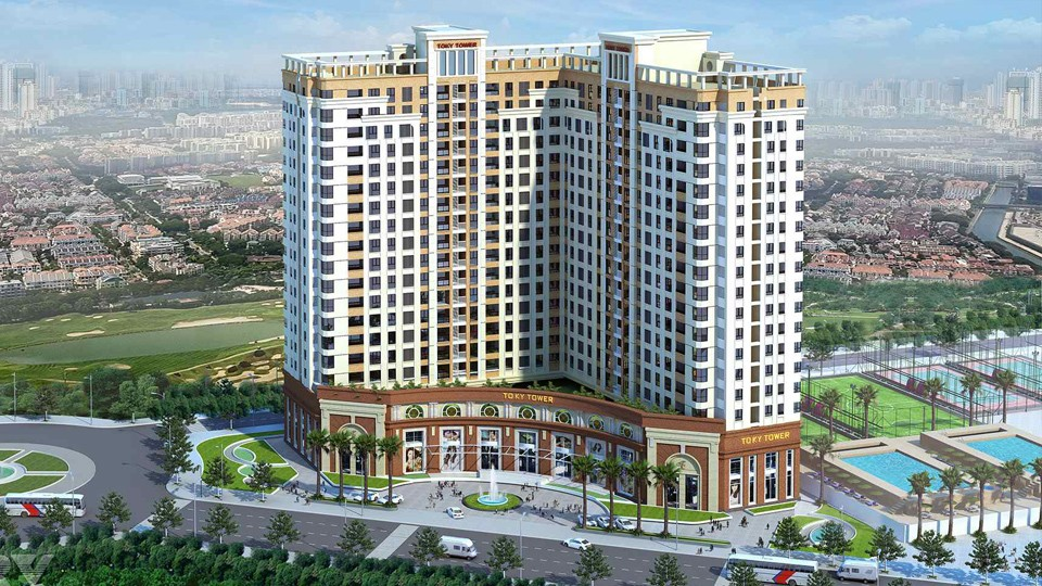 Bộ Xây dựng: Giao dịch giảm, giá căn hộ chung cư vẫn tăng đều