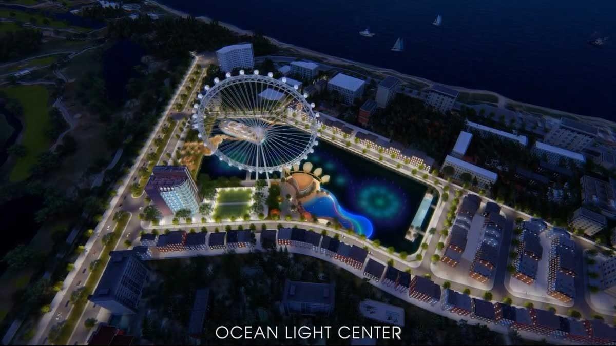 """Bình Thuận thu hồi 2 dự án """"đất vàng"""" ven biển của Xây dựng Huy Hoàng"""