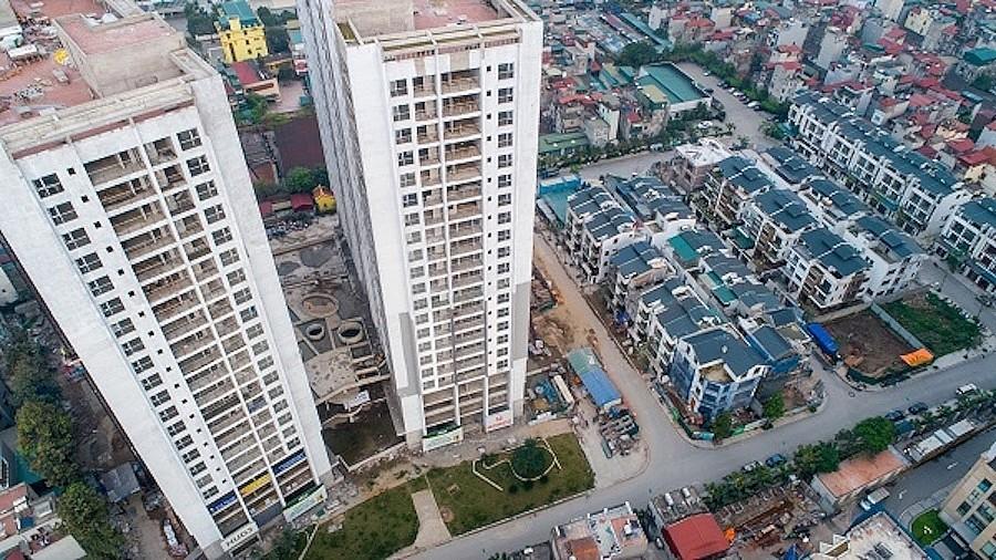 Thị trường bất động sản Hà Nội và TP.HCM đang đi hướng ngược chiều nhau