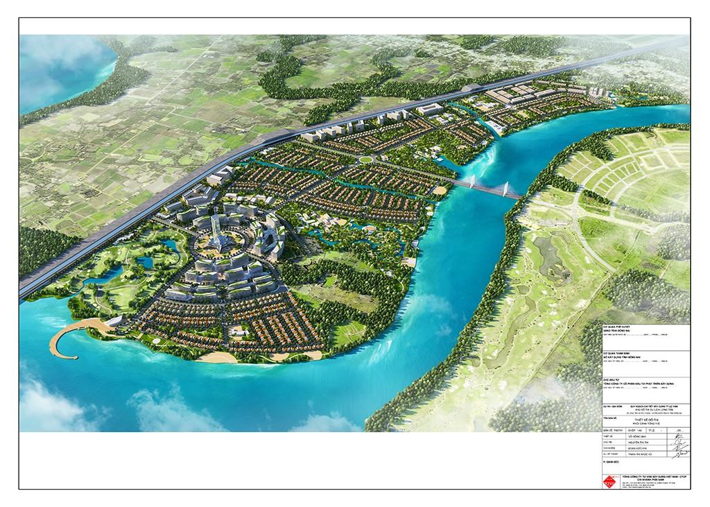 """""""Siêu đô thị"""" 332ha của DIC Corp ở Đồng Nai bị điều chỉnh quy hoạch"""