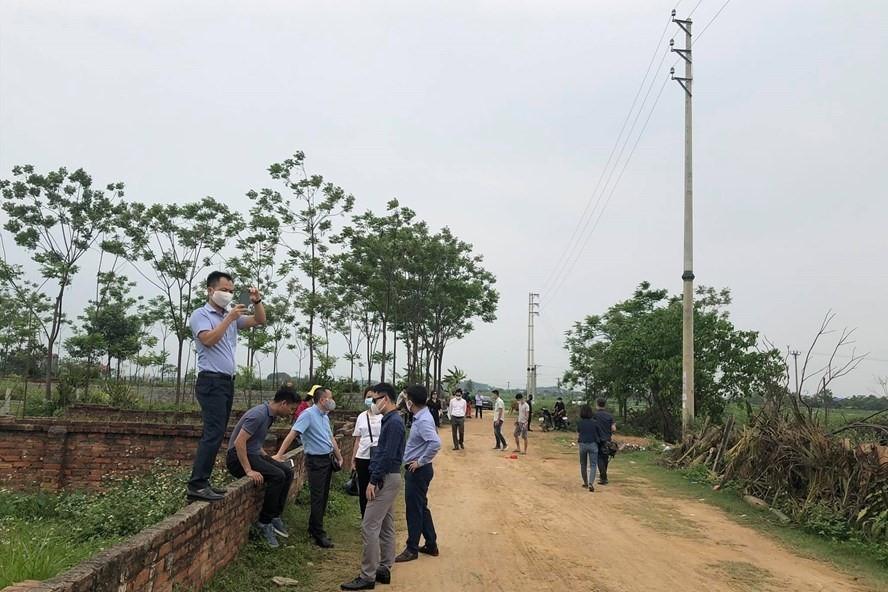 Bộ Xây dựng yêu cầu báo cáo kết quả xử lý hiện tượng tăng giá đất