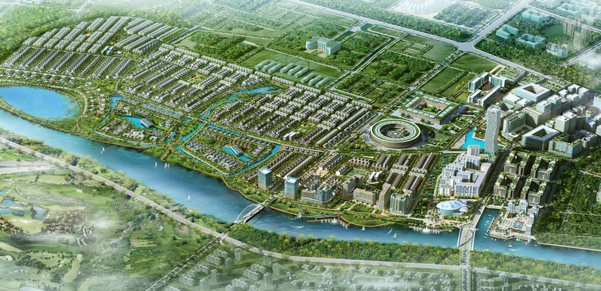 """""""Ông lớn"""" bất động sản nghỉ dưỡng rót kinh phí lập quy hoạch khu đô thị gần 100ha ở Thanh Hóa"""