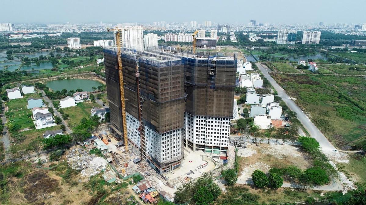 Loạt chính sách ưu đãi xây nhà ở thương mại giá thấp gặp khó