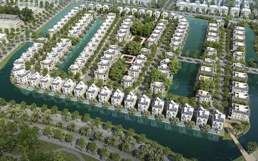 Duyệt quy hoạch khu nhà liền kề và biệt thự gần 1.500 tỷ ở Thanh Hóa