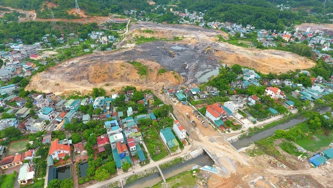 Thêm một dự án rộng gần 23ha ở Quảng Ninh bị hủy quy hoạch