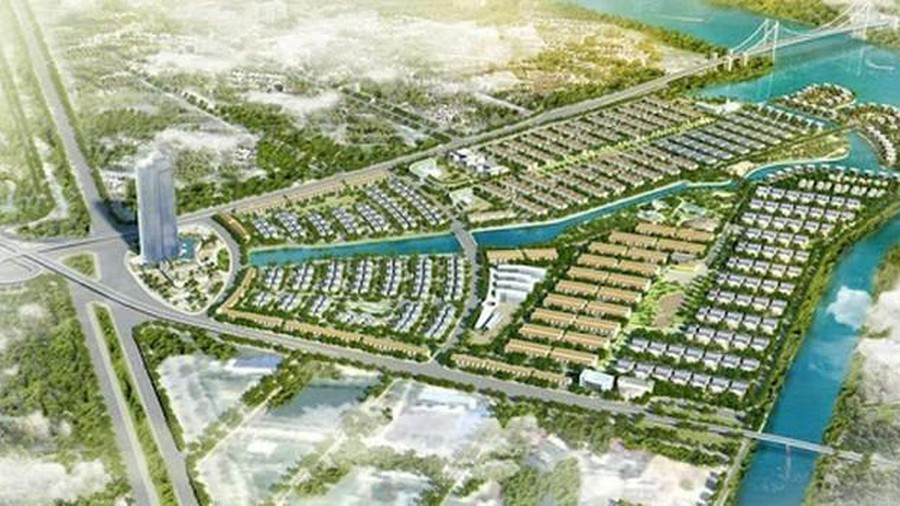 """Quảng Ninh thu hồi dự án """"siêu đô thị"""" gần 400ha"""