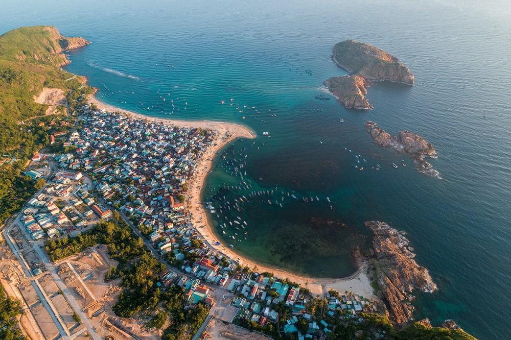 Bình Định xin xây Khu đô thị biển rộng 1.164 ha