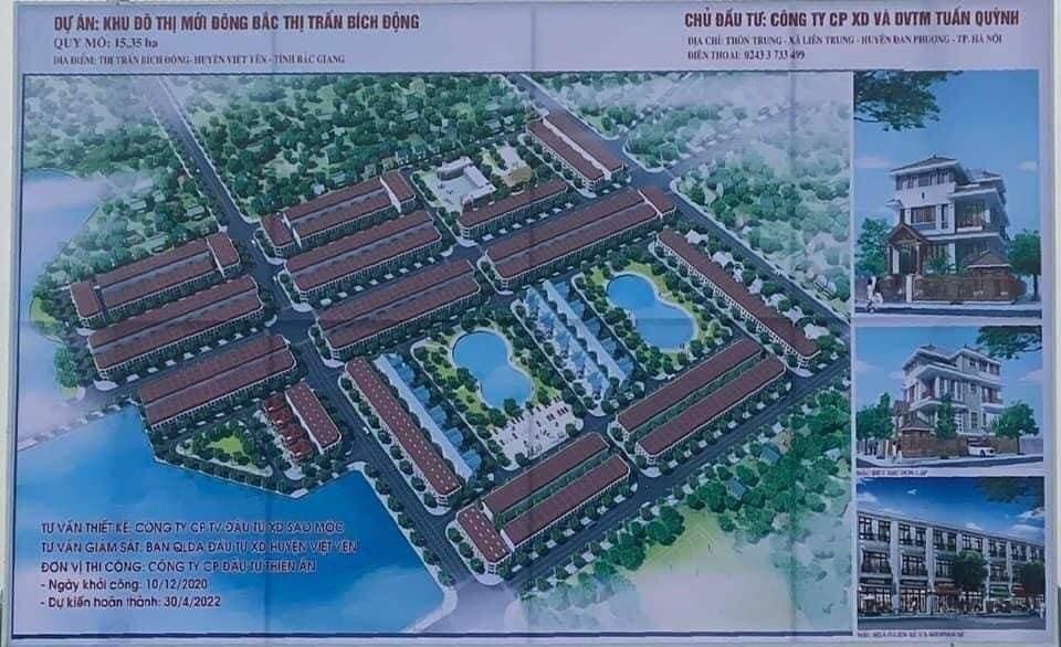 Bắc Giang công bố hàng loạt dự án quy mô lớn chưa đủ điều kiện chuyển nhượng