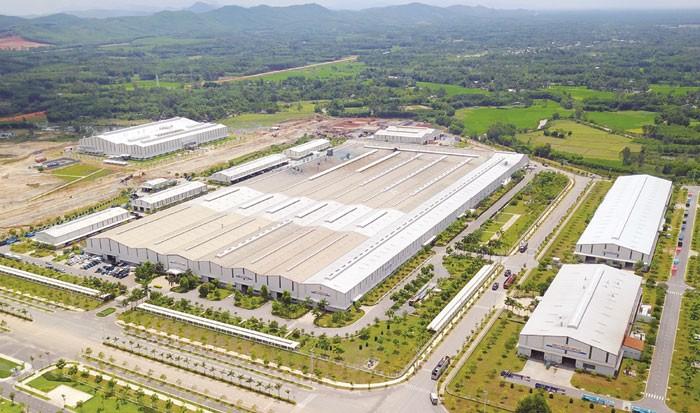 Xây khu công nghiệp 2.590 tỷ đồng ở Long An