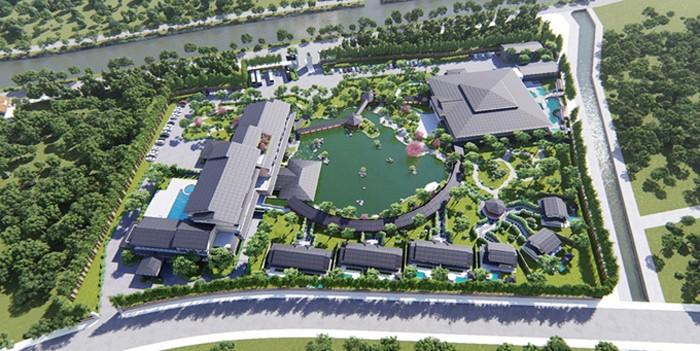 Thanh Hóa duyệt quy hoạch khu đô thị nghỉ dưỡng khoáng nóng gần 100 ha