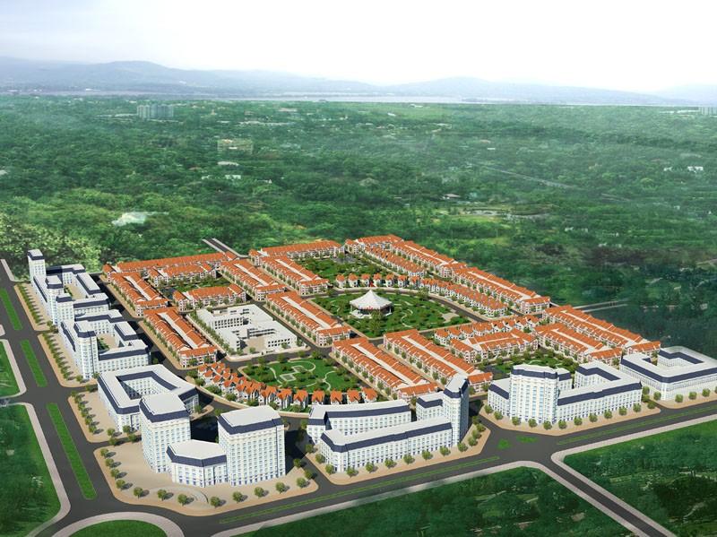 Khu đô thị của Dabaco ở Bắc Ninh bị cắt giảm 3,3ha đất ở