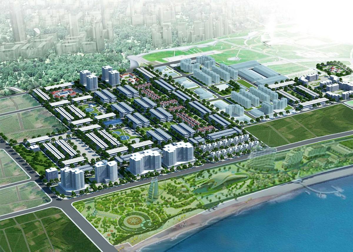 Dự án xây khu đô thị gần 4.500 tỷ đồng ở Ninh Thuận tìm chủ đầu tư