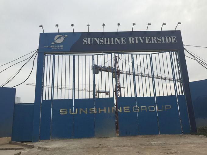 """""""Hiện tượng"""" Sunshine trên thị trường bất động sản Hà Nội"""