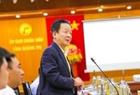 Quảng Trị và nhà đầu tư đặt mục tiêu khởi công sân bay vào tháng 9/2021