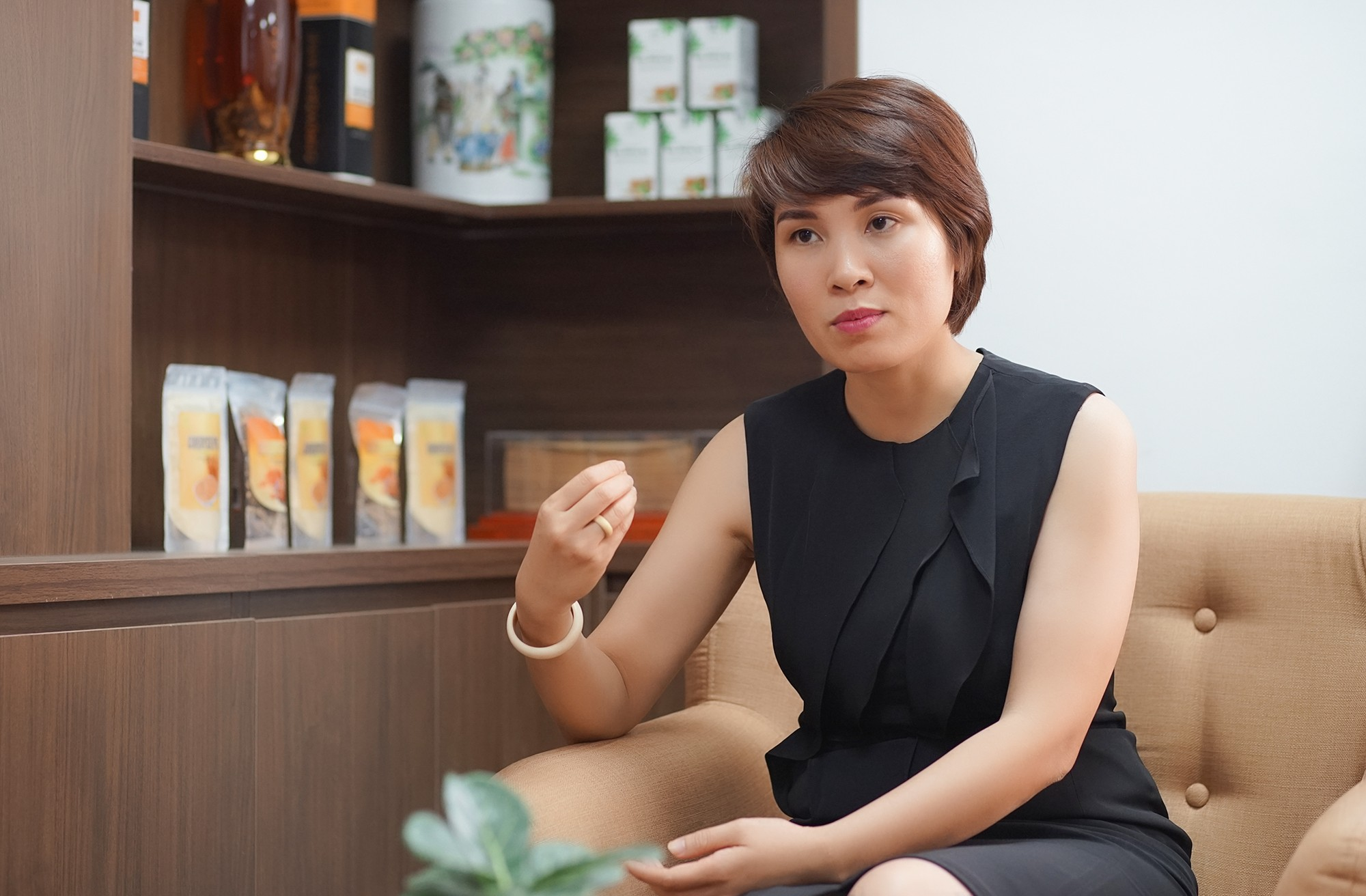 """CEO VQC Ngô Thị Ngọc Mai: """"Có được thành công phải qua nhiều thất bại cay đắng"""""""