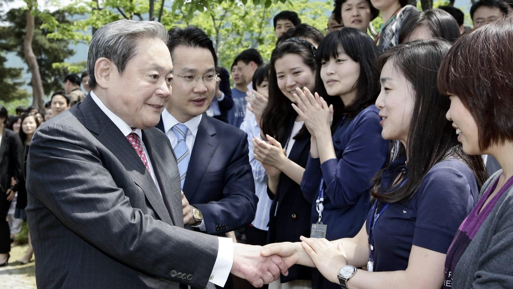 """Chủ tịch """"huyền thoại"""" của Samsung luôn học hỏi người Nhật, đến Nhật hàng năm để mở rộng quan hệ"""