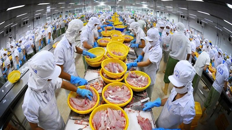 Hiệp định UKVFTA: Cơ hội để hàng thủy sản, dệt may tăng thị phần sang Anh