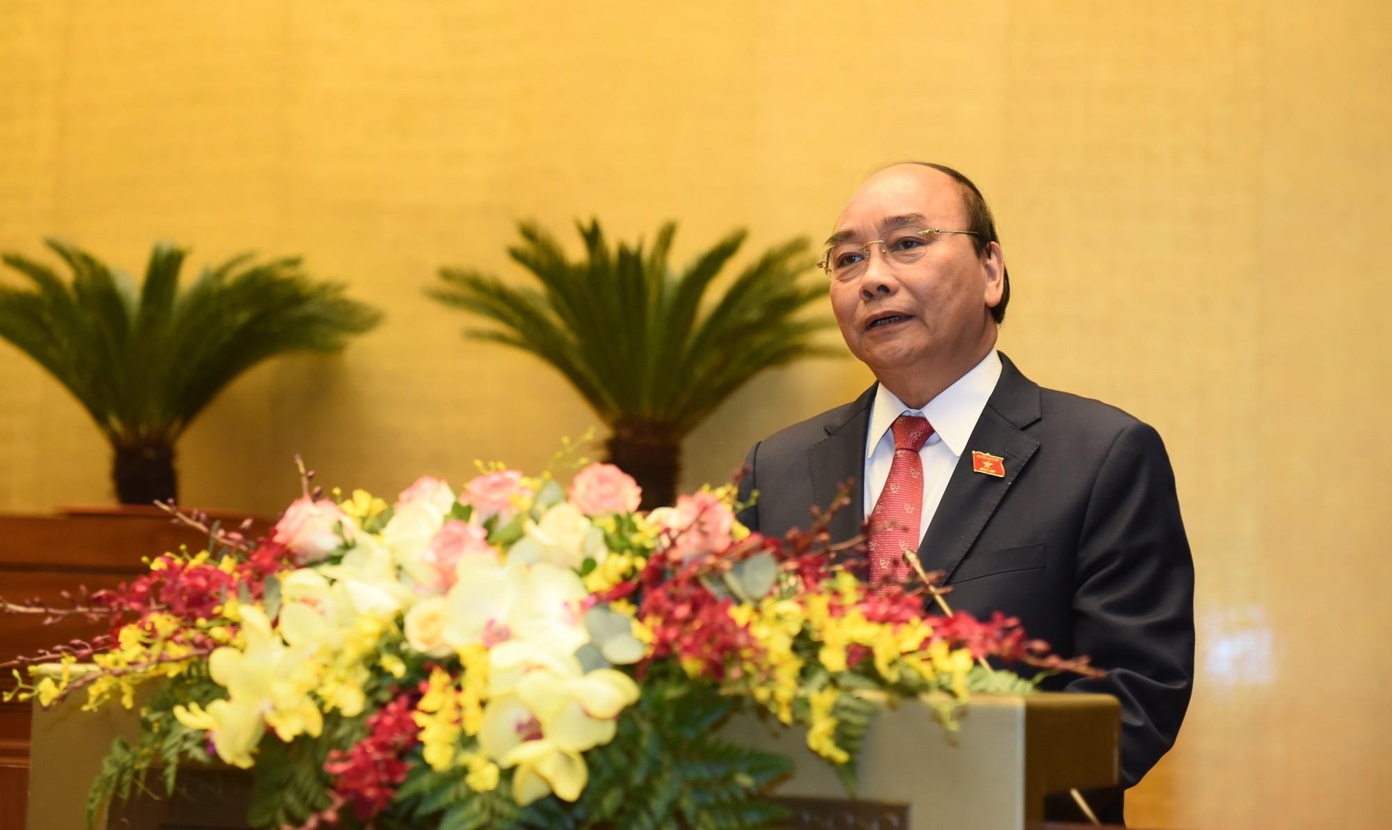 """Thủ tướng: """"Con tàu Việt Nam đã vượt qua hải trình dồn dập bão tố"""""""