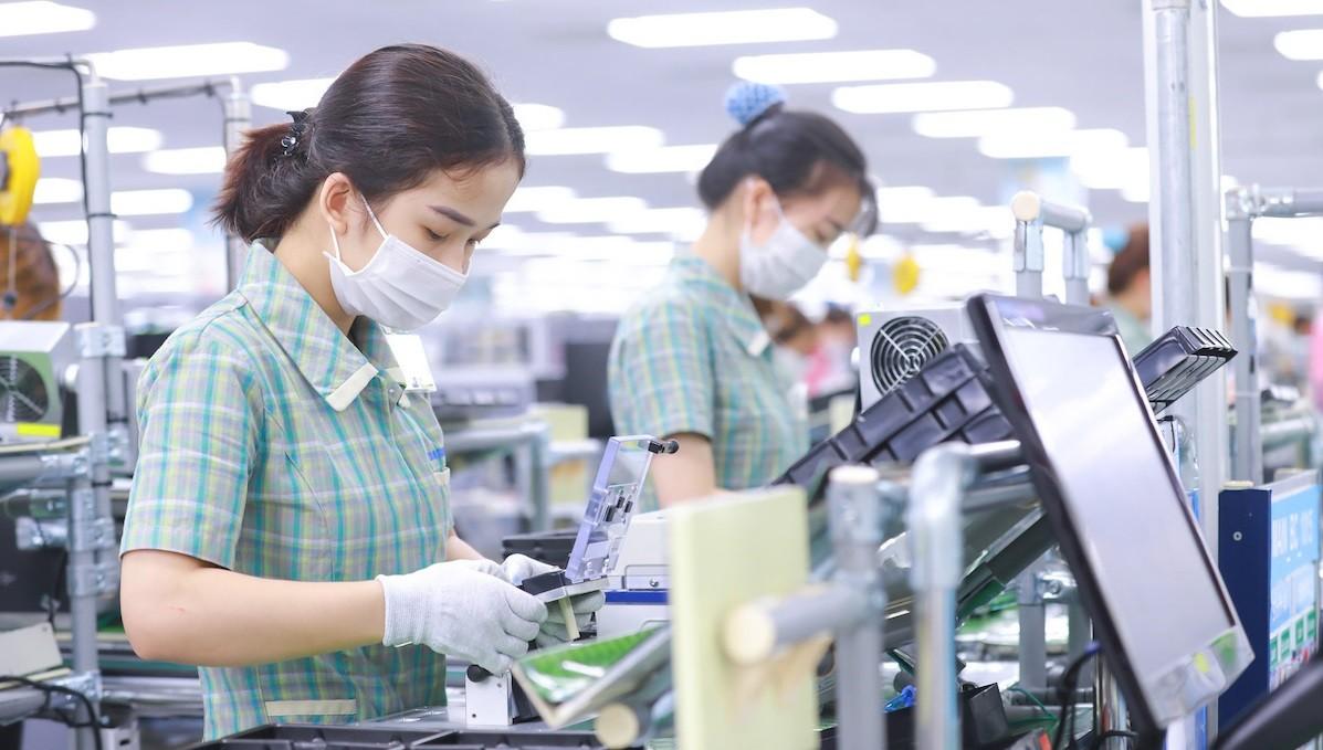 Vượt khó khăn nhất thời, doanh nghiệp FDI không thay đổi chiến lược đầu tư tại Việt Nam