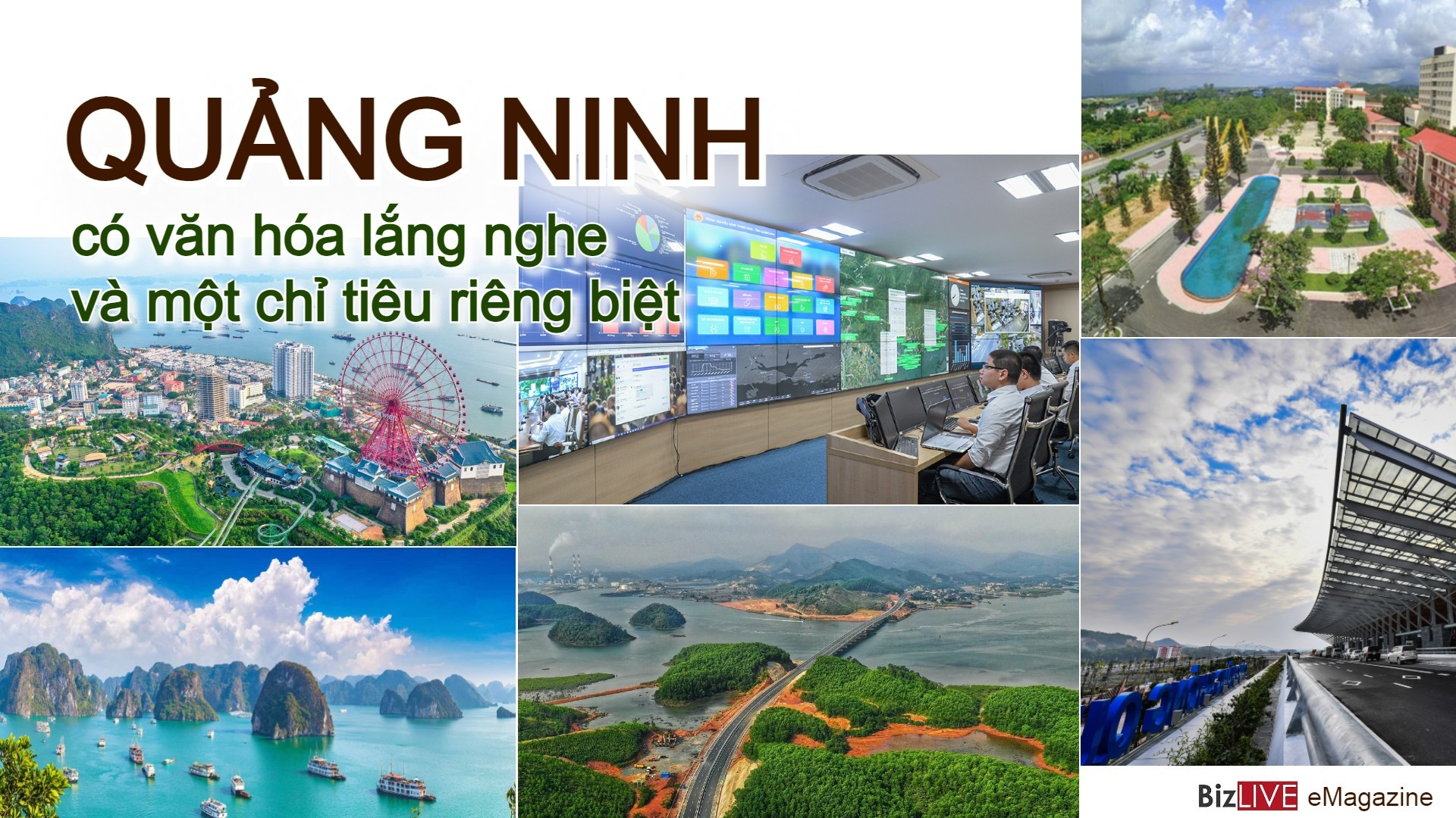 Quảng Ninh có văn hóa lắng nghe và một chỉ tiêu riêng biệt
