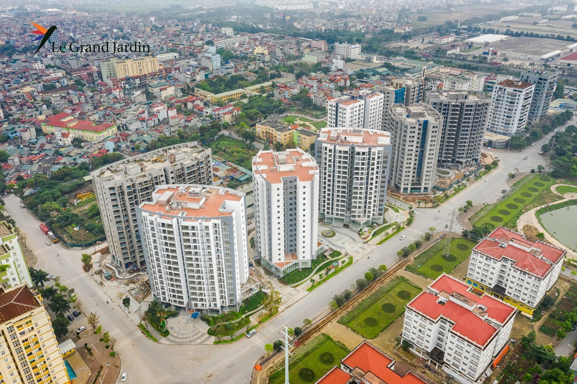 Bất động sản Long Biên tăng mạnh khi trở thành tâm điểm mới của Thủ đô