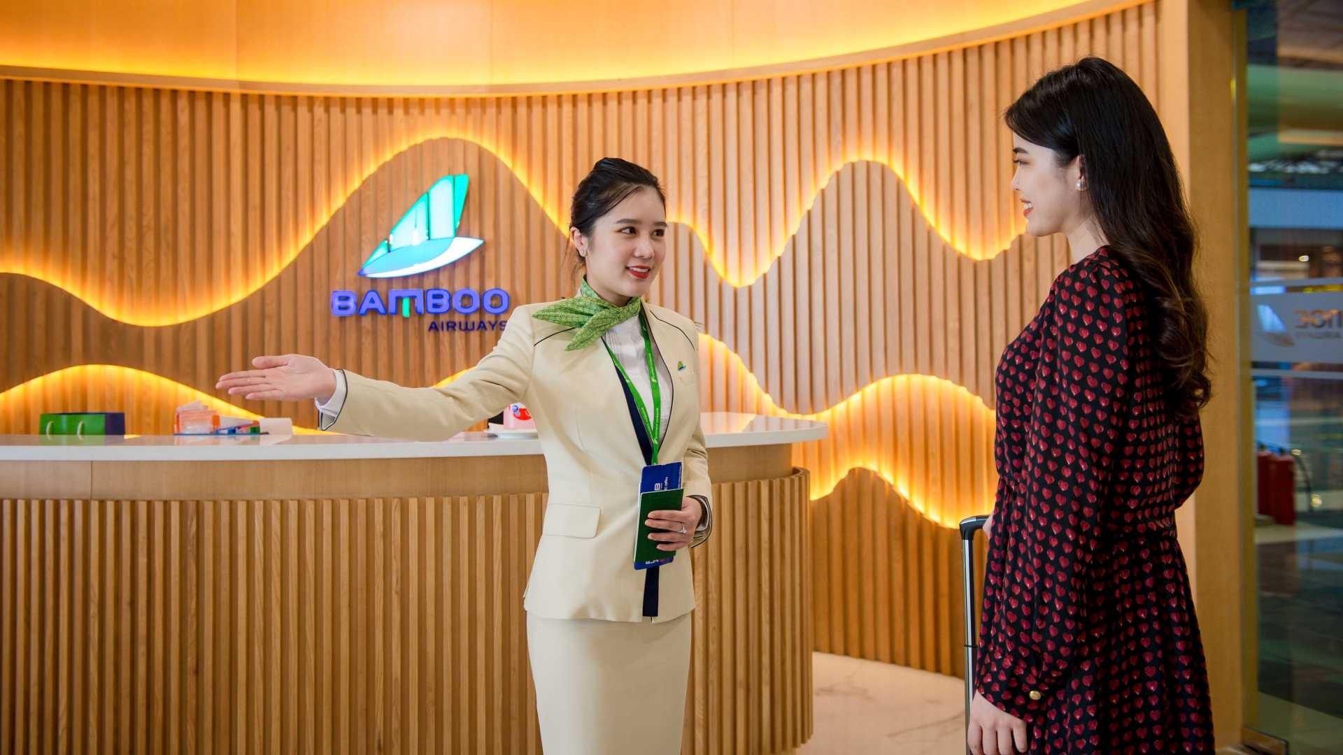 Thêm phòng chờ Thương gia tại Côn Đảo, Bamboo Airways hướng tới mục tiêu sở hữu phòng chờ 5 sao