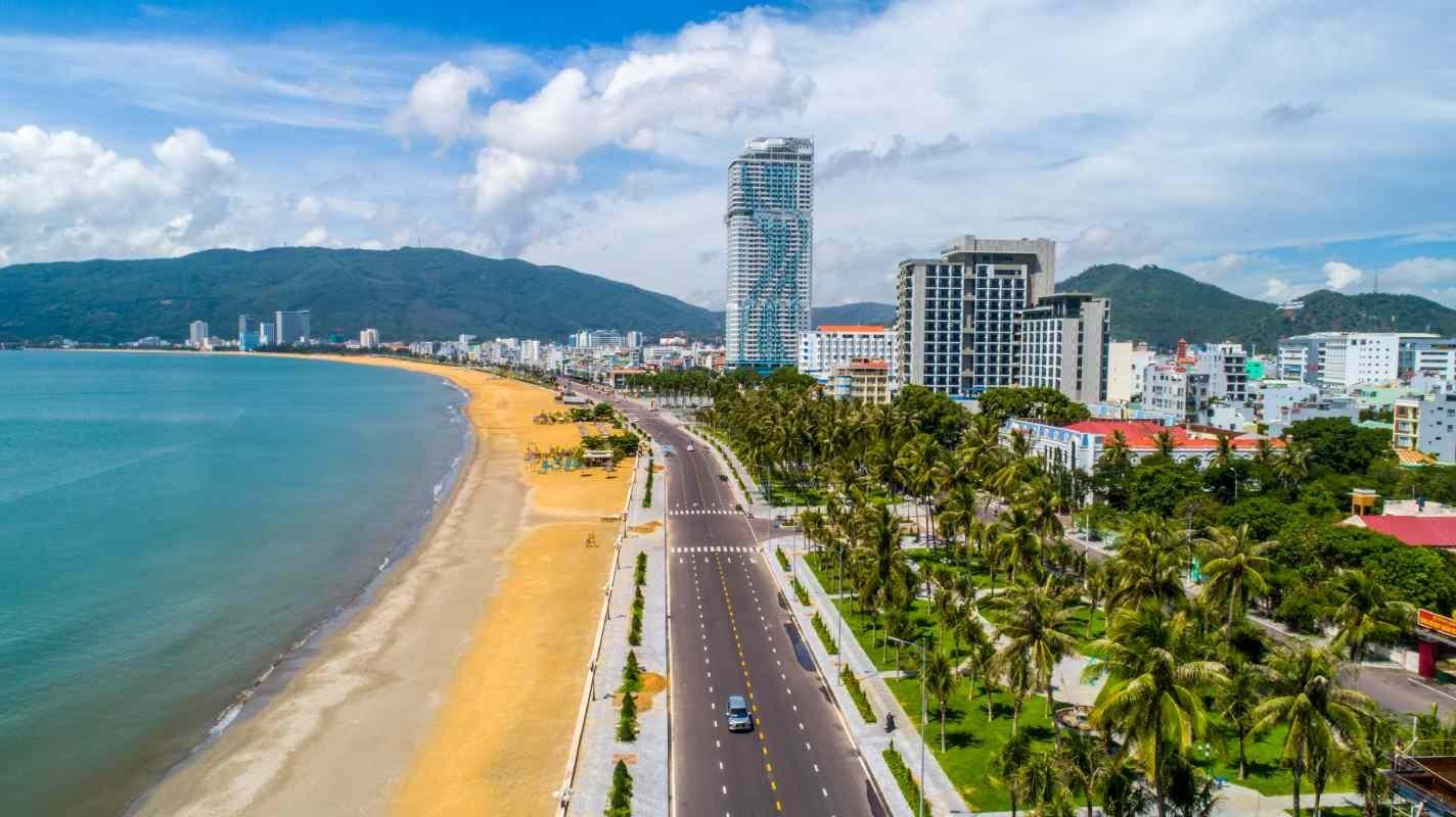 Cận cảnh tổ hợp căn hộ - khách sạn cao nhất Thành phố Quy Nhơn