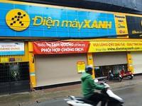 Gần 2.000 cửa hàng phải tạm đóng cửa, lợi nhuận sau thuế tháng 8 của Thế Giới Di Động (MWG) giảm 32%