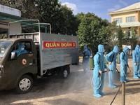 Số ca mắc COVID-19 tại Việt Nam gần chạm mốc 95.000 ca