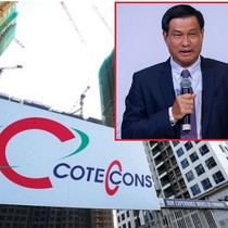 Trước thềm ĐHĐCĐ, Coteccons công bố xử phạt vi phạm về quản trị liên quan ông Nguyễn Bá Dương   