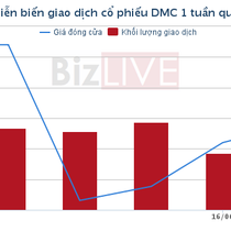 [Cổ phiếu nổi bật tuần]: Domesco trở về thời hoàng kim sau 10 năm