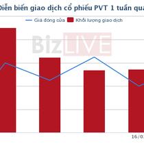 [Cổ phiếu nổi bật tuần] PVT - tăng trưởng liên tục 5 năm liên tiếp