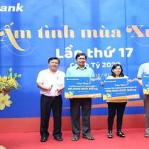 Sacombank mang mùa xuân tới 52 tỉnh, thành Việt Nam và Lào, Campuchia