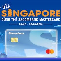 Hè này, 05 chủ thẻ Sacombank may mắn sẽ nghỉ dưỡng tại Resort World Sentosa bậc nhất Singapore