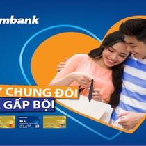 Lễ Tình yêu 14/2: Sacombank tặng 1.420.000 đồng cho chủ thẻ khi thanh toán, mua sắm